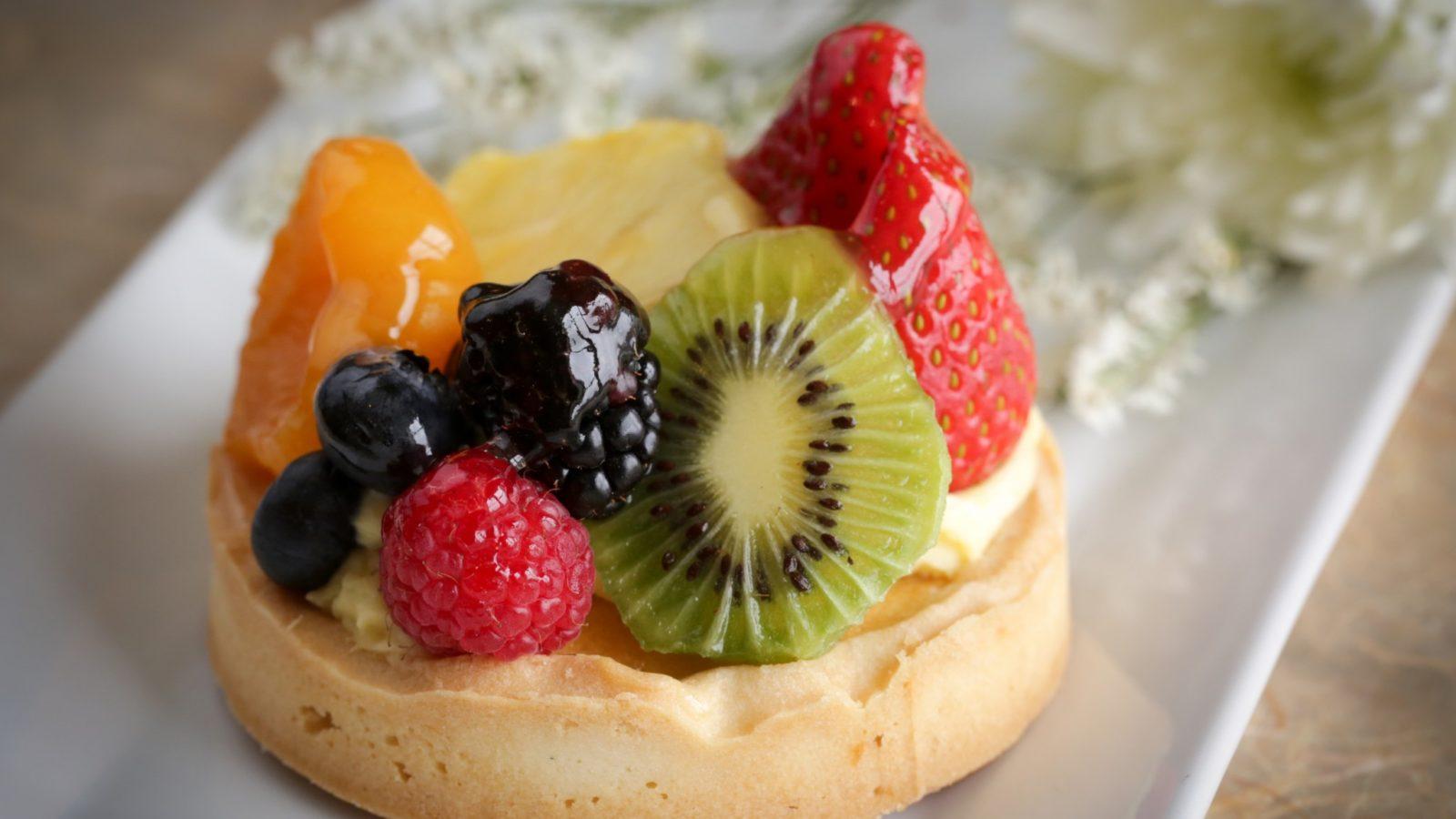 Fruit Tart - Individual Size