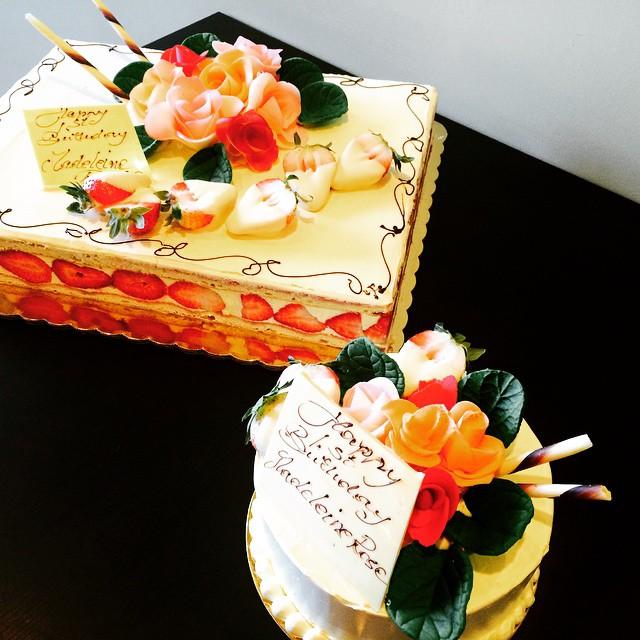 Fraisier Gourmet Strawberry Cake