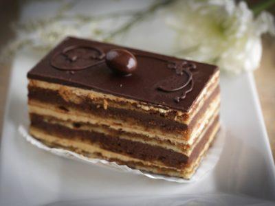 Opera Individual Cake